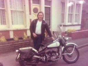 1st harley 750cc wlc 45 `79-`80